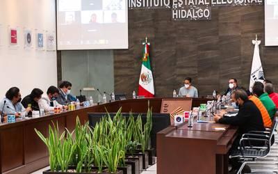 Niegan siete registros a Morena y nueve al PT - El Sol de Hidalgo