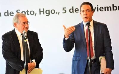 54644ee7e Ejecutivo y legislativo se preparán para elaborar el presupuesto 2019 - El  Sol de Hidalgo