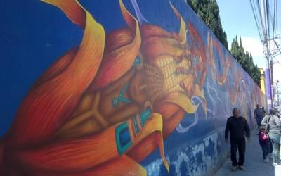 Muralismo En Tulancingo Ya Tiene Otra Vision El Sol De Tulancingo