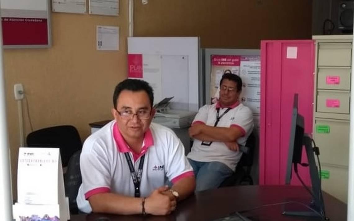 Abre El Ine Campaña De Actualización En Emiliano Zapata El